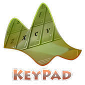 Tall Grass Keypad Layout icon