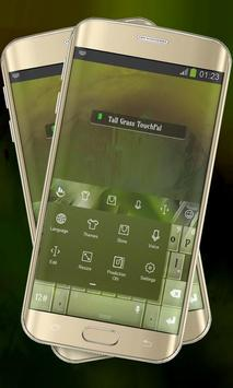 Tall Grass Keypad Layout apk screenshot