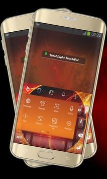 Total Light Keypad Layout apk screenshot