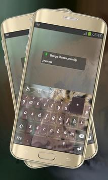 Wise Leopard Keypad Layout poster