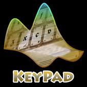Wood Match Keypad Layout icon