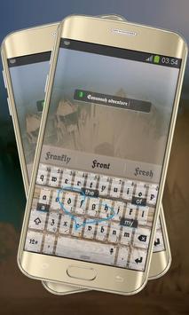 Wood Match Keypad Layout apk screenshot
