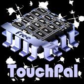 Blue magic Keypad Layout icon