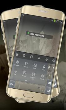 Brown shades Keypad Layout apk screenshot