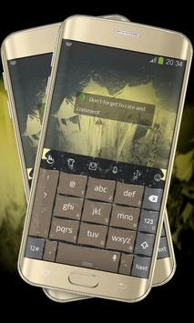 Dirt Keypad Layout apk screenshot