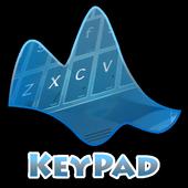Energy splash Keypad Layout icon