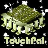 Green Prairie Keypad Layout icon