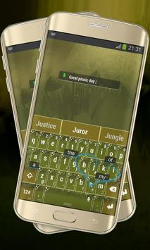 Green Prairie Keypad Layout screenshot 2