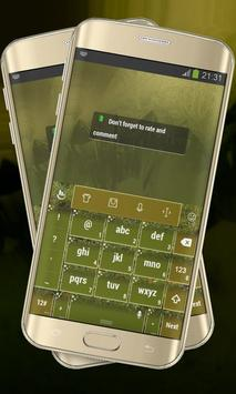 Green Prairie Keypad Layout screenshot 3
