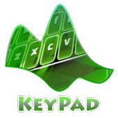Green Rose Keypad Layout icon
