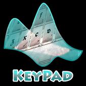 Ice World Keypad Layout icon