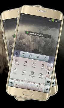 Ice World Keypad Layout apk screenshot
