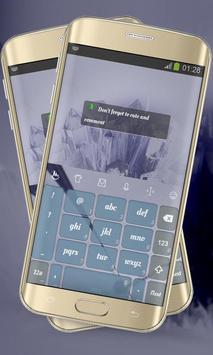 Ink Stroke Keypad Layout apk screenshot