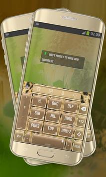 Leopard Chic Keypad Layout screenshot 2
