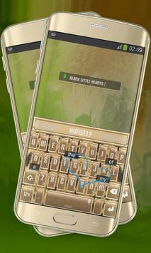Leopard Chic Keypad Layout screenshot 9