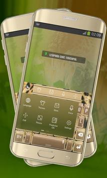 Leopard Chic Keypad Layout screenshot 1
