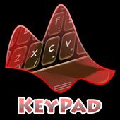 Lovely home Keypad Layout icon