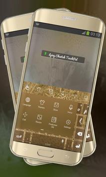 Lying Cheetah Keypad Layout apk screenshot