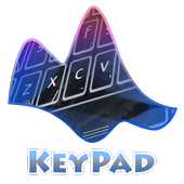 Massive Black Keypad Layout icon