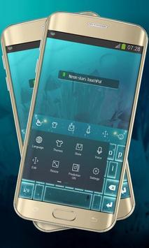 Neon stars Keypad Layout screenshot 5