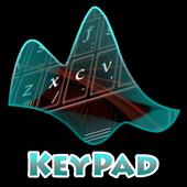 Organic Feather Keypad Layout icon