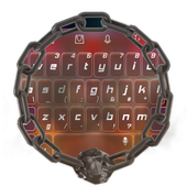 Outstanding Blur Keypad Layout icon