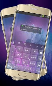 Pink Sweep Keypad Layout apk screenshot