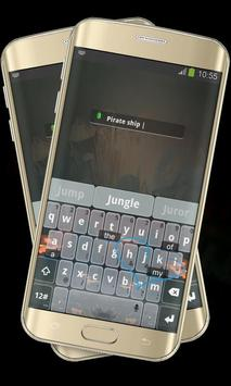 Pirate ship Keypad Layout screenshot 5