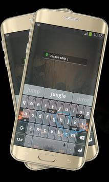 Pirate ship Keypad Layout screenshot 9