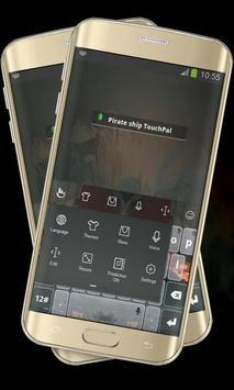 Pirate ship Keypad Layout screenshot 1