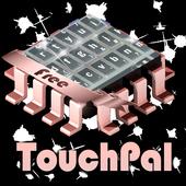 Sinking moon TouchPal icon