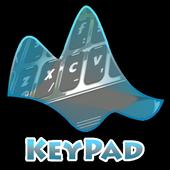 Sound of nature Keypad Layout icon