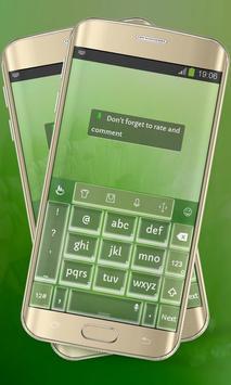 Spider Lime Keypad Layout apk screenshot