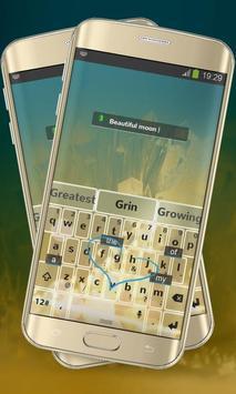 Spiritual Light Keypad Layout apk screenshot