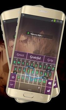 Sweet Colors Keypad Layout apk screenshot