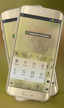 Standard Green Keypad Layout screenshot 5