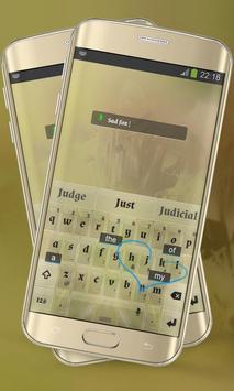 Standard Green Keypad Layout screenshot 2