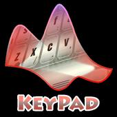 Strip Button Keypad Layout icon