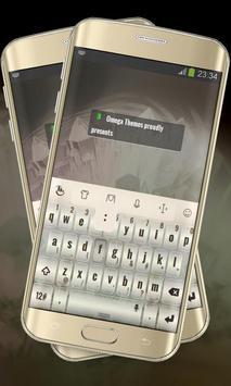 Strip Button Keypad Layout apk screenshot