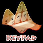 Summer Strike Keypad Layout icon