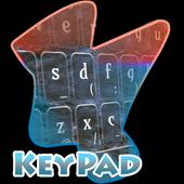 Bathing Time Keypad Cover icon