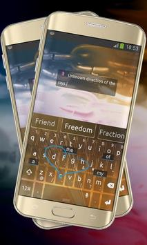 Blessed Light Keypad Cover apk screenshot