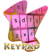 Brush Colors Keypad Cover icon
