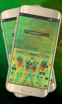 Candy Glass Keypad Cover apk screenshot