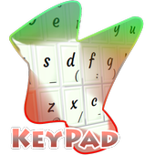 Cool Style Keypad Cover icon