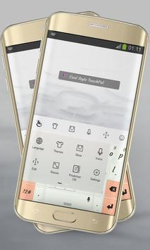 Cool Style Keypad Cover apk screenshot