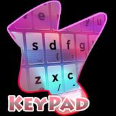 Cool Shine Keypad Cover icon