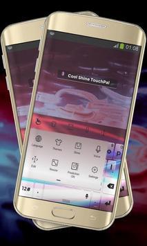Cool Shine Keypad Cover apk screenshot