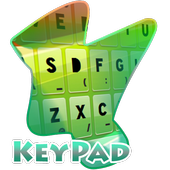 Color Transition Keypad Cover icon