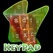 Color Lake Keypad Cover icon